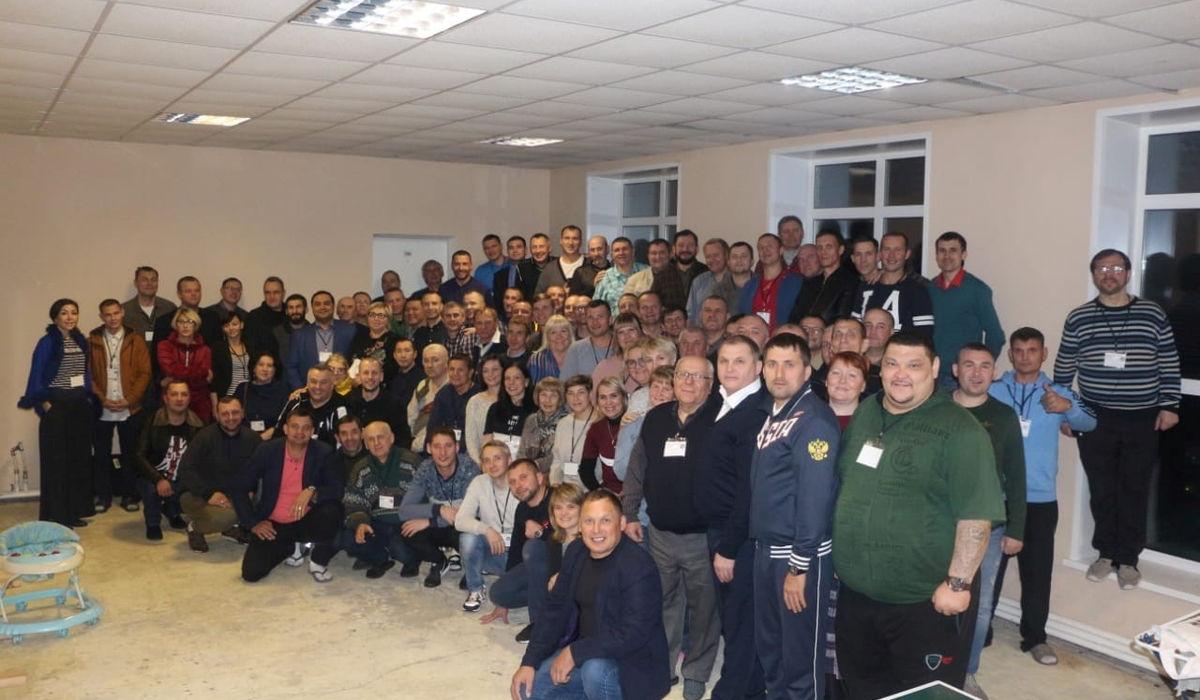 Служение заключённым в Армии Спасения в России